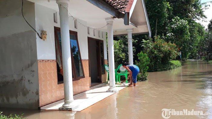 Banjir di Jember, Hampir Seribu Rumah Warga Terendam,400 Hektare Lahan Kebun PTPN XII Terdampak