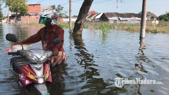 Siap Hadapi Bencana di Musim Hujan, BPBD Sampang Sebut Banjir Tahun ini Tak Sebesar Tahun Lalu