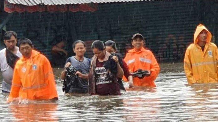 Banjir Jakarta Terjadi pada Awal Januari 2020,BMKG Beber Penyebab Pasti Bencananya