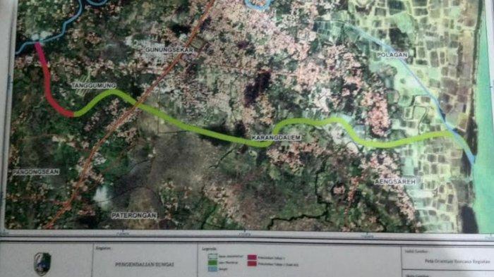 Pembangunan Floodway Akan Jadi Solusi Atasi Banjir di Sampang Madura, Dibangun Sepanjang 7 Kilometer