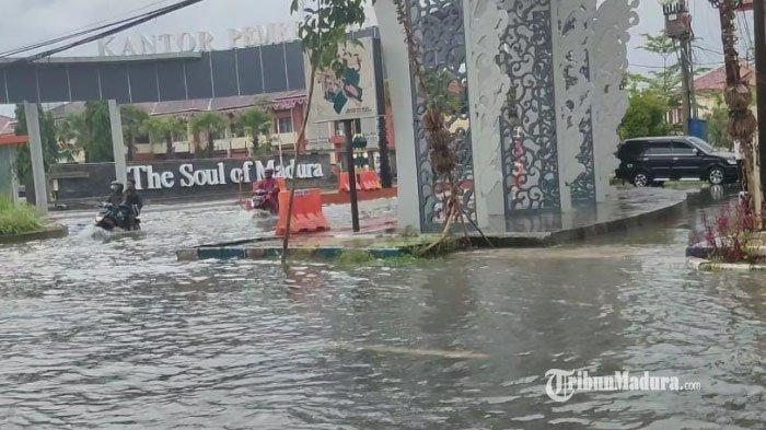 Total 4 Kecamatan di Sumenep yang Rawan Banjir, BPBD Sumenep Ungkap Penyebab dan Beri Imbauan