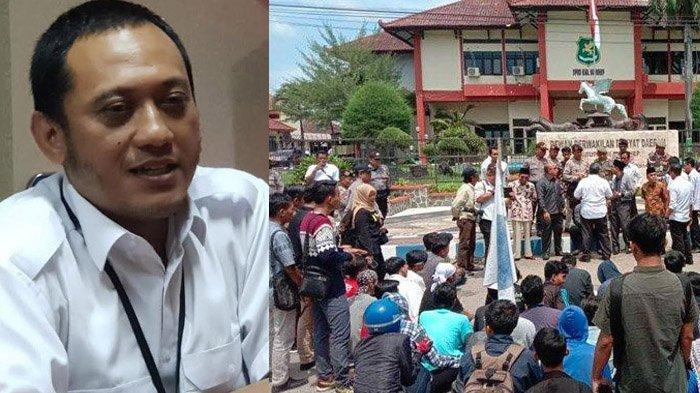 BERITA TERPOPULER MADURA HARI INI: Teller Bank BRI Gondol Uang Nasabah hingga Demo DPRD Sumenep