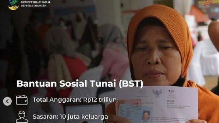 Pos Indonesia Cairkan Bansos Tunai Rp 300 Ribu sampai April, Cek Penerima BST di dtks.kemensos.go.id