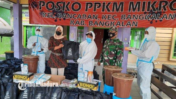 PPKM Mikro di Bangkalan Bakal Diperketat Khofifah, Jika Efektif Penyekatan di Suramadu Dilonggarkan
