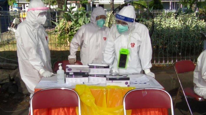 Antrean Rapid Test Antigen di Jembatan Suramadu Sepi, Pemkot Surabaya: Edukasi Masyarakat Berhasil
