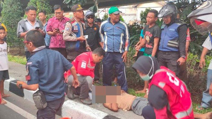 Terungkap, Teror Inilah Penyebab Bapak di Surabaya Nekat Coba Bunuh Diri di Depan Anaknya Sendiri
