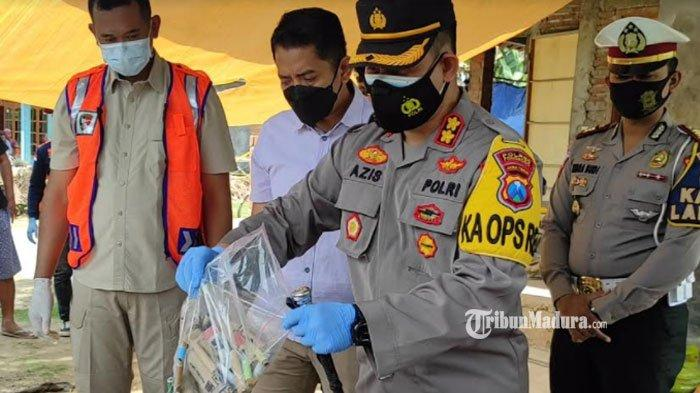 Kondisi Jenazah Peracik Petasan di Ponorogo, Tubuhnya Hancur, Bagian Kaki Paling Mengenaskan