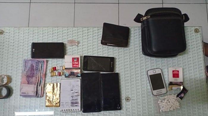 3 Pemuda PenggunaPil Koplo DicidukPolsek Bululawang Malang, Diamankan saat Pelaku sedang Teler