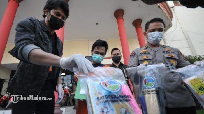 Gaji Kurang, Sales di Surabaya Masuk Dunia Hitam usai Berhenti Kerja, Jadi Kurir Sabu Jaringan Lapas