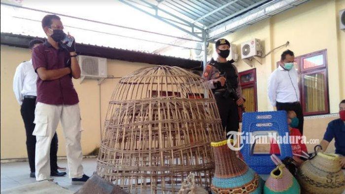 Diimbau Tetap di Rumah karena Covid-19, Sejumlah Warga di Desa Taddan Sampang Malah Judi Sabung Ayam