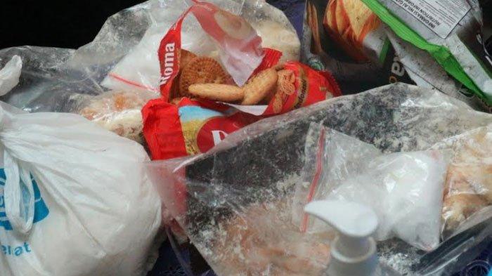 Rekaman CCTV Bongkar dan Gagalkan Penyelundupan Narkoba Dibalut Roti Kasur Rasa Keju
