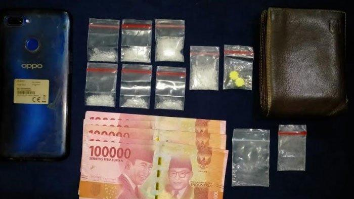 Berawal dari Penangkapan Pria di Pinggir Jalan, Polres Sumenep Ungkap Kasus Narkoba Jenis Sabu