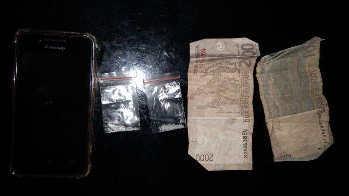 Pengguna Sabu di Sumenep Diciduk Polisi, Ditangkap Karena Dicurigai Warga SeringKonsumsi Narkoba