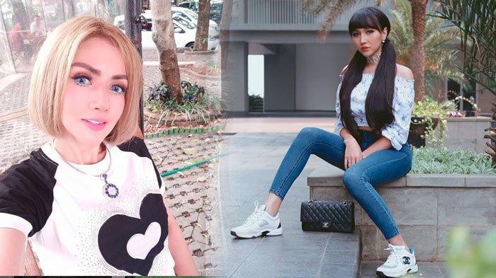 Lucinta Luna Gagal Duet Barbie Kumalasari , Sebut Keberuntungan dan Ejek Suara Istri Galih Ginanjar
