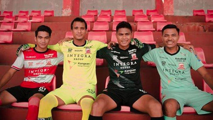 Siap-Siap, Minggu ini Madura United Akan Jual Jersey Terbaru, Bisa Dipesan Via Online, ini Harganya