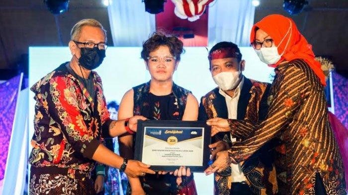 Duet Batik Ka_De Pamekasan dengan Desainer Nico Talalu Hadirkan Busana The Secret Majesty Of Batik