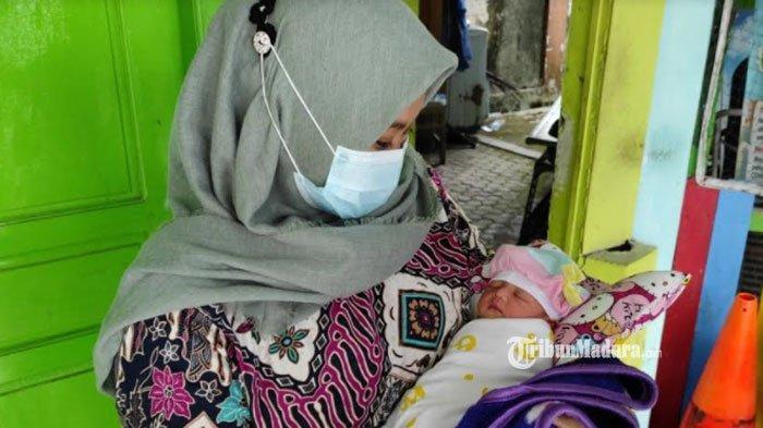 Tak Punya Suami, Wanita ini Buang Bayi yang Baru Dilahirkan, Buat Drama Penemuan Bayi di Rumah Paman
