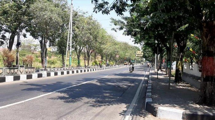 Begal Payudara di Gresik Beraksi Jam 5 Subuh, Sasar 'Bunga' yang Kendarai Motor di Jalan Dr Wahidin