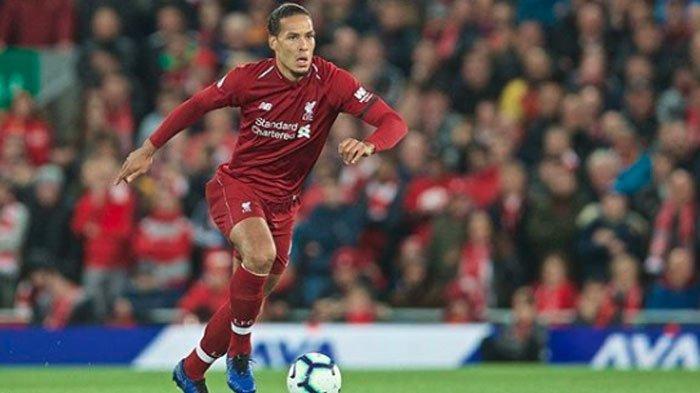Kabar Terbaru Bek Liverpool Virgil van Dijk yang Dirawat Karena Cedera, Liverpool Ungkap Kondisi