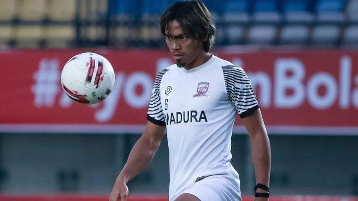 Bek Madura United Petik Hikmah dari Kegagalan pada Piala Menpora 2021, Minta Semua Pihak Introspeksi