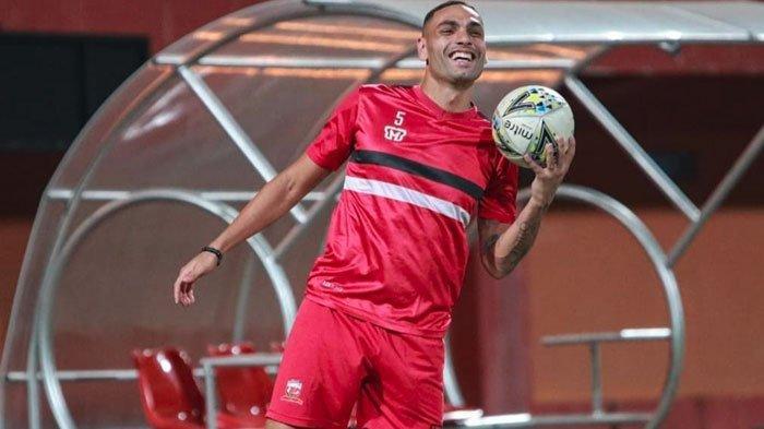 Bek Madura United Jaimerson Xavier Sebut PSS Sleman adalah Lawan yang Berat