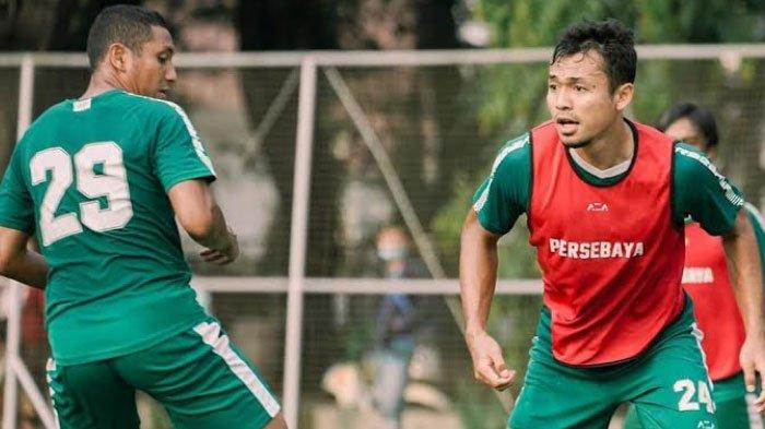 Persebaya Vs Madura United, Aji Santoso Sebut Arif Satria Belum Bisa Dimainkan di Laga Kedua Grup C