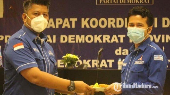 Resmi, Emil Dardak Ditugaskan Agus Harimurti Yudhoyono (AHY) Pimpin Demokrat Jatim