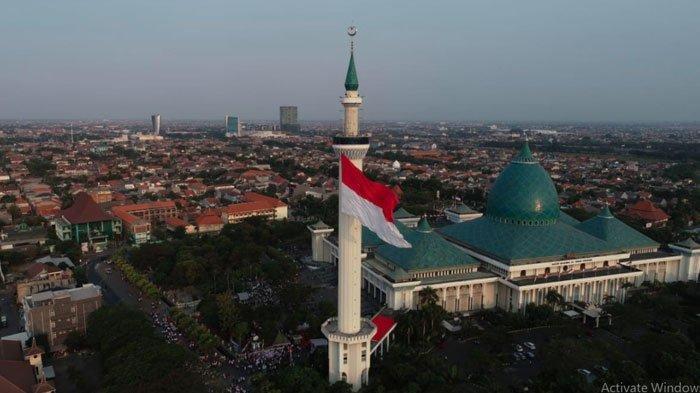 Masjid Al Akbar Surabaya Tak Gelar Salat Idul Fitri, Ini Pertimbangan Pengelola dan Pengurus Masjid