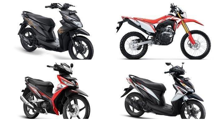 Update Harga Motor Honda Terbaru Bulan Maret 2020, Mulai Supra X, Beat, Vario, Scoopy hingga CRF150L