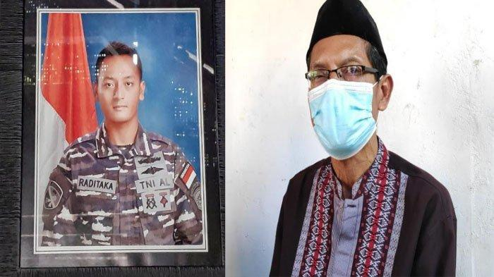 Sosok Raditaka Mardyansah, Awak KRI Nanggala-402: 2 Kali Gagal Masuk TNI hingga Jadi Tulang Punggung