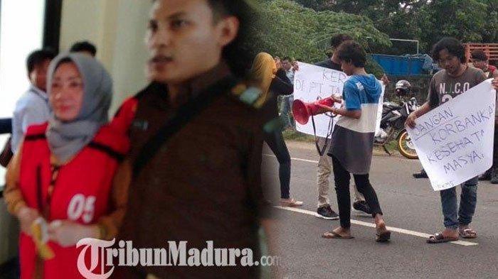 BERITA TERPOPULER MADURA - Warga Sampang Dijual ke Luar Negeri Hingga Demo Mahasiswa Bela Buruh