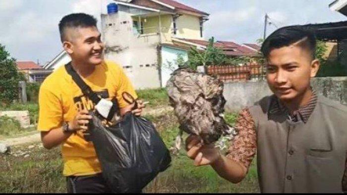Viral Youtuber Edo Putra, Ibu-Ibu Diprank Daging Kurban Isi Sampah: Masih Muda Menipu Orang Tua!