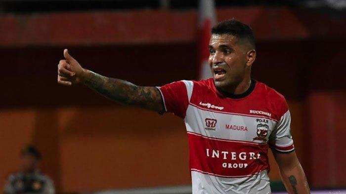 Beto Goncalves Bongkar Tips Kebugaran FisikBermain untukMadura United dan Timnas Indonesia