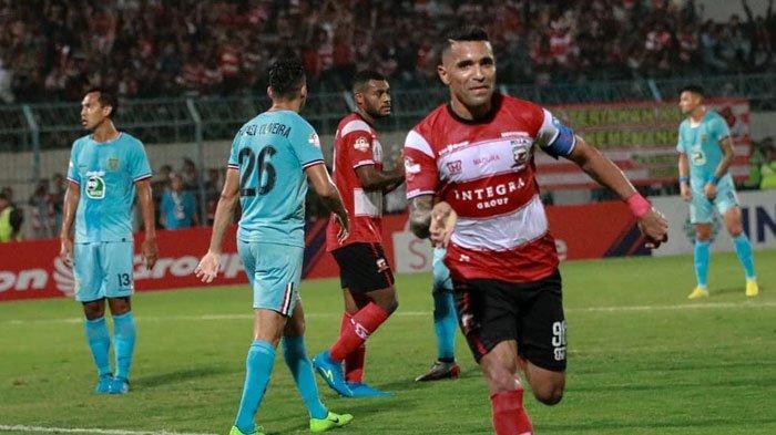 Madura United Khawatir Kehilangan Pemain Asingnya Jika Jadwal Kompetisi Tak Kunjung Ada Kejelasan