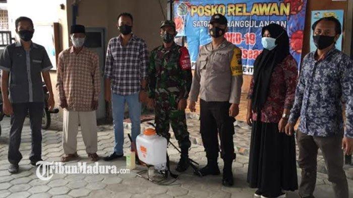 Pengecekan Rutin di Kampung Tangguh Semeru di Pamekasan, Polisi Ungkap Temuan Berikut ini