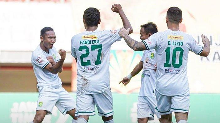 Persebaya Surabaya UngguliBhayangkara FC Pada Babak Pertama, Gol Oktafianus Fernando Jadi Pembeda