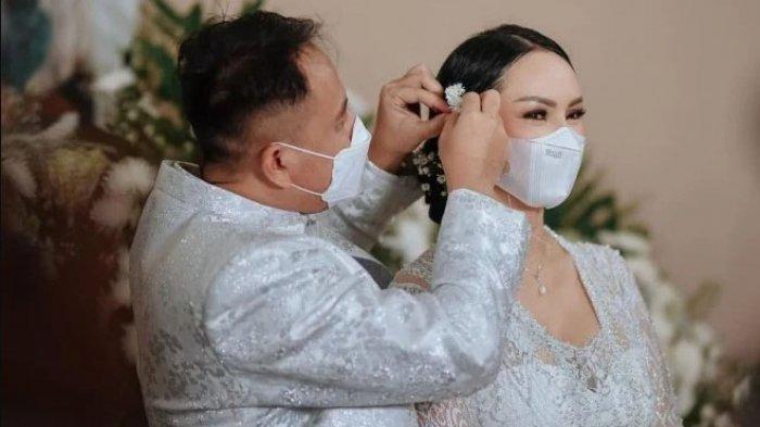 Tanggapan Kalina Oktarani Usai Dituding Kawin Kontrak dengan Vicky Prasetyo: Saya Nikah karena Tulus