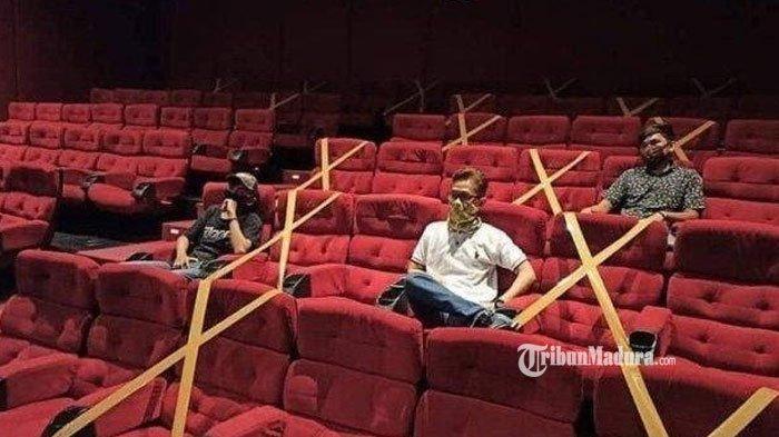 Bioskop di Surabaya Kembali Dibuka Mulai Hari ini, Simak Aturan yang Wajib Dilakukan Pengunjung
