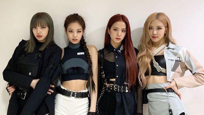 BLACKPINK Ukir Sejarah Baru Girl Grup K-Pop di Tangga Lagu Inggris LewatComeback Kill This Love