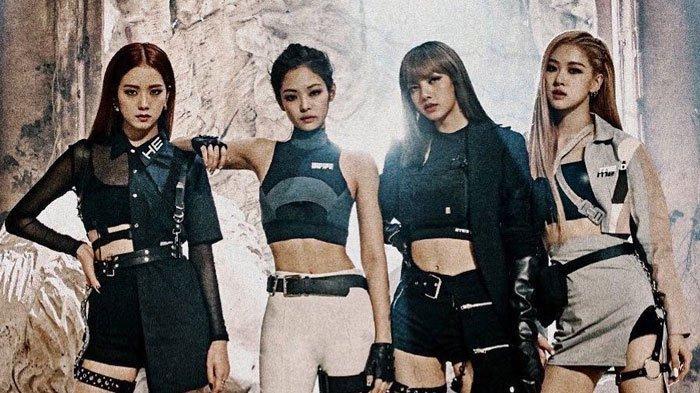 BLACKPINK Masuk Nominasi Video Music Awards 2019 Kategori Best K-Pop, Bersaing denganBTS hingga EXO