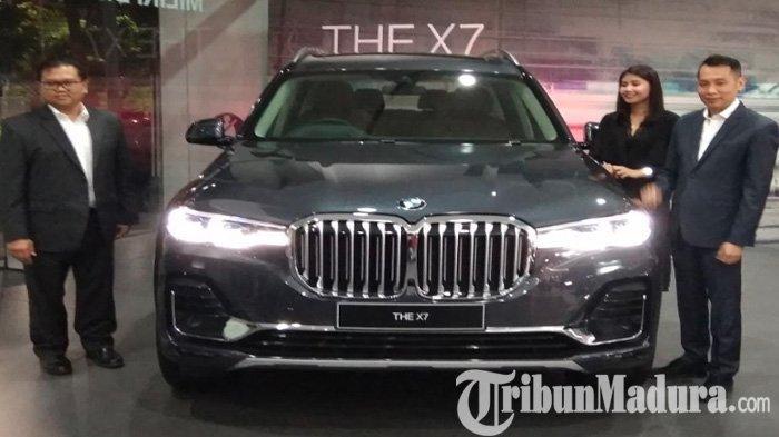 Dibanderol Seharga Rp 2,4 Miliar, BMW X7 Mulai Mengaspal di Surabaya dan Konsumen Langsung Inden
