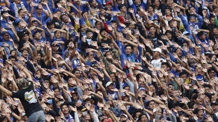Bobotoh Dapat Lampu Hijau di Laga Arema FC Vs Persib Bandung, Panpel Siapkan Satu Tribun Khusus