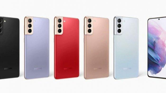 Rilis di Indonesia, Terungkap Harga HP Samsung Januari Galaxy S21 dan S21 Plus hingga Spesifikasinya