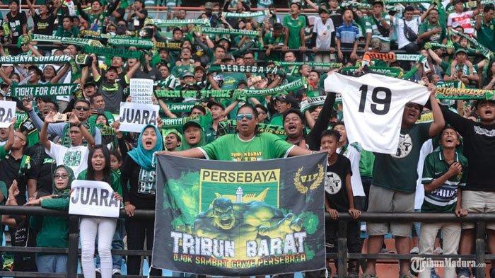 Makin Aman, Bonek Kini Sudah Tercover Asuransi Kecelakaan Saat Nonton di Stadion Gelora Bung Tomo