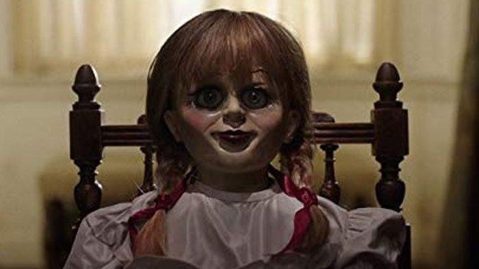Rumor Boneka Annabelle Kabur dari Tempat Penyimpanan, Ternyata Cuma Kabar Hoax, Begini Faktanya