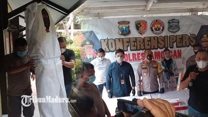 Niat Iseng Berujung Tersangka, Curi Boneka Pocong di Alun-Alun Hingga Terekam CCTV, Pelaku Takut?