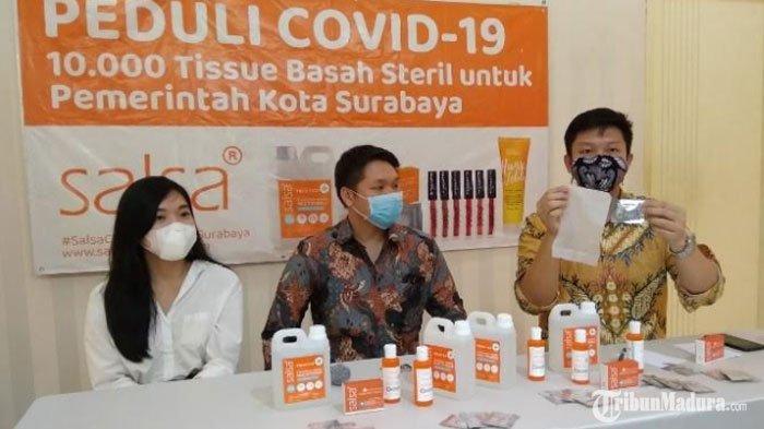 Tak PHK Karyawannya, Perusahaan Kosmetik Ini Banting Setir Produksi Barang Baru saat Omzet Turun
