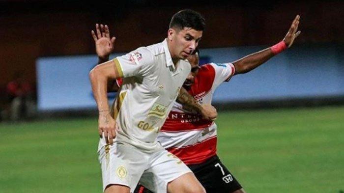 Brian Ferriera Resmi Jadi Rekrutan Pemain Asing Kedua Madura United, Rahmad Darmawan Beber Alasan