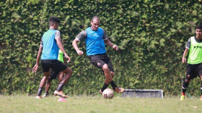 Jelang Piala Menpora 2021, Pelatih Madura United Ungkap Kondisi Fisik Bruno Lopez dan Jaimerson