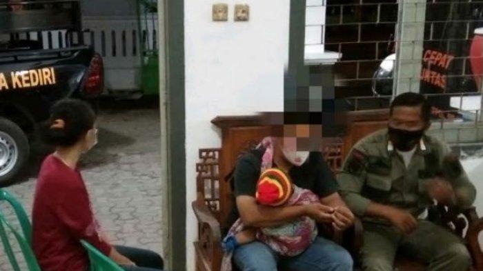 Pamit Keluar sampai Larut Malam, Istri Digerebek dengan Duda di Kos, Disaksikan oleh Suami dan Anak